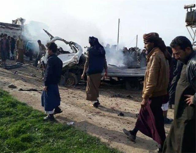 Συρία: Έκρηξη παγιδευμένου αυτοκινήτου - Τουλάχιστον 20 νεκροί