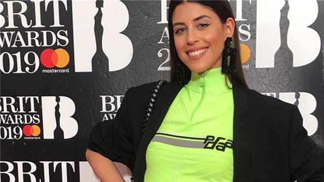 Η Demy στα Brit Awards: Η εμφάνισή της στο κόκκινο χαλί