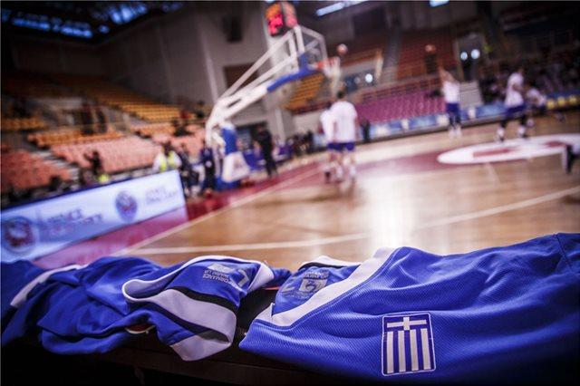 Για τη 10η νίκη και την καλύτερη κλήρωση κόντρα στη Γεωργία η Εθνική Μπάσκετ