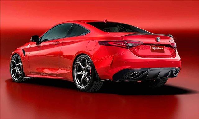 Έτσι θα είναι η νέα Alfa Romeo GTV;