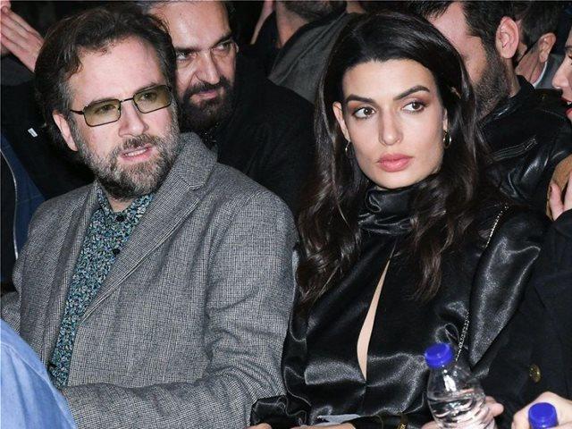 Η Τόνια Σωτηροπούλου και ο Κωστής Μαραβέγιας στα British Awards 2019