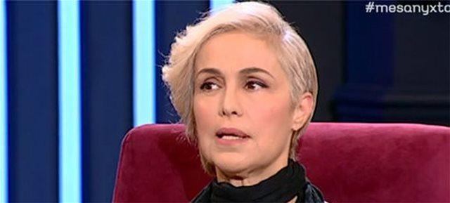 Η ηθοποιός Μέλπω Κωστή αποκάλυψε πώς αντιμετώπισε τον θάνατο του γιου της