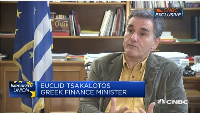 Τσακαλώτος: Πιθανό να έρθει η ΝΔ στην εξουσία - Σε ποια περίπτωση θα στήριζε Μητσοτάκη