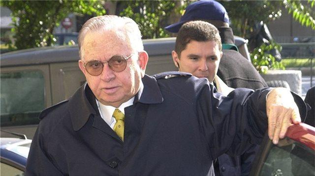 Το τελευταίο «αντίο» στον πρώην πρόεδρο του Αρείου Πάγου Βασίλη Κόκκινο