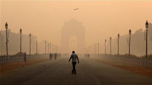 Το Νέο Δελχί η πιο μολυσμένη πόλη στον κόσμο