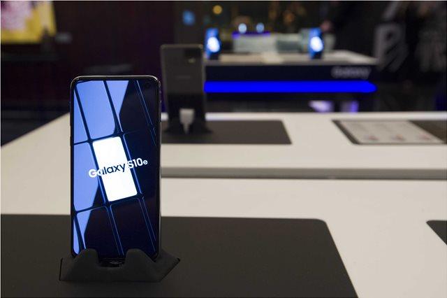 Πρεμιέρα στην ελληνική αγορά για τα νέα κινητά της Samsung