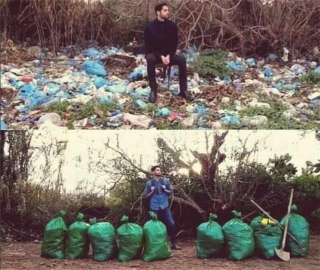 «Trashtag Challenge»: Μία viral διαδικτυακή πρόκληση για το καλό του πλανήτη