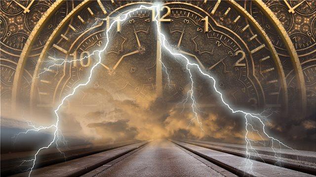 ΕΠΑΝΑΣΤΑΤΙΚΗ ΑΝΑΚΑΛΥΨΗ: ΟΙ ΕΠΙΣΤΗΜΟΝΕΣ ΚΑΤΑΦΕΡΑΝ ΝΑ «ΓΥΡΙΣΟΥΝ ΠΙΣΩ» ΤΟ ΧΡΟΝΟ!