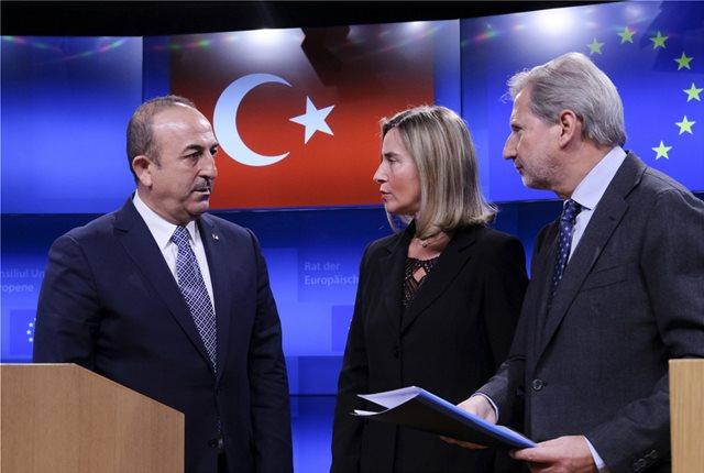 Τσαβούσογλου: Η Ελλάδα δεν αναγνωρίζει τα δικαιώματα της μουσουλμανικής μειονότητας