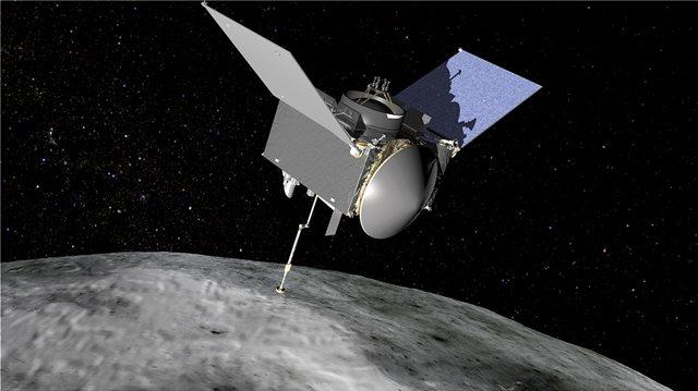 Μπενού: Ο κακοτράχαλος αστεροειδής που εκτοξεύει σωματίδια δυσκολεύει τη NASA