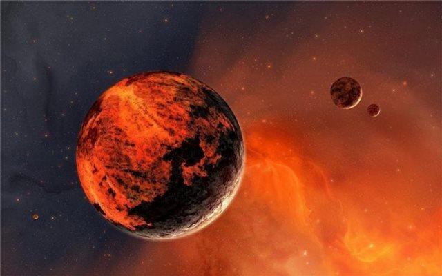 Άρης:Ο«κόκκινος» πλανήτης διέθετε ποτάμια με διπλάσιο πλάτοςαπό αυτά της Γης
