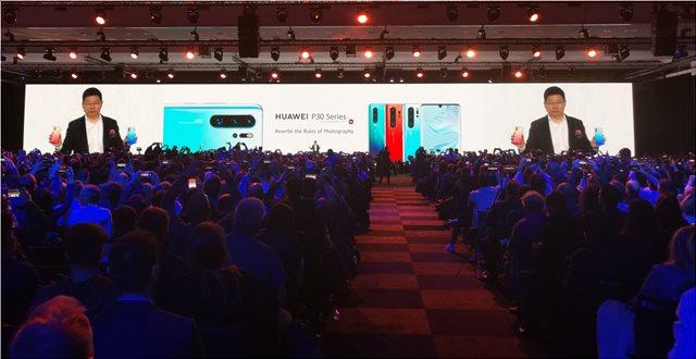 Το Huawei P30 Pro φέρνει την «επανάσταση» στη mobile φωτογραφία