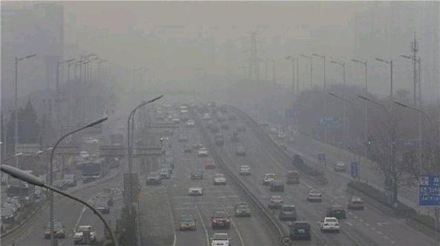 Έρευνα-σοκ: Η ατμοσφαιρική ρύπανση μειώνει κατά μέσο όρο 20 μήνες το προσδόκιμο ζωής