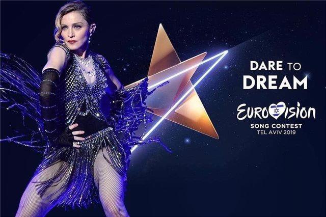 Η εμφάνιση της Μαντόνα στη Eurovision θα είναι εμπνευσμένη από την «Ιωάννα της Λωρραίνης»;