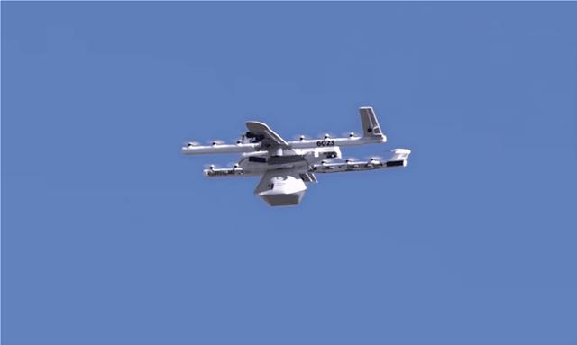 Θυγατρική της Google θα κάνει delivery... παγωτών με drone στην Αυστραλία