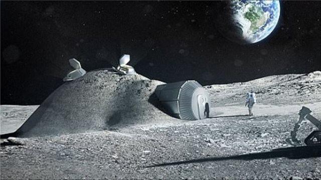 Ένα βήμα πριν τη συμμετοχή της Ελλάδας σε διαστημικές αποστολές στη Σελήνη