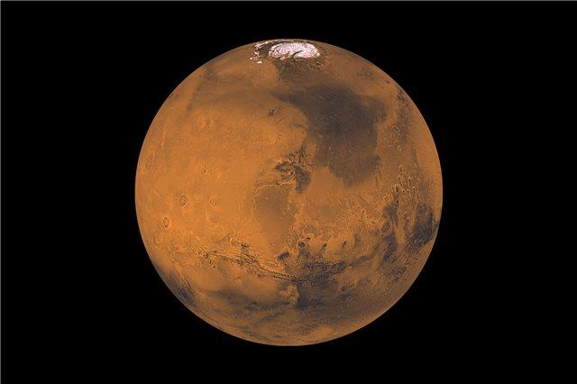 Η Γεωργία θέλει να καλλιεργήσει σταφύλια στον Άρη