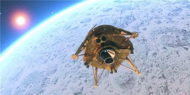 To ισραηλινό σκάφος Beresheet που συνετρίβη στη Σελήνη ίσως άφησε πίσω του... ζωή!