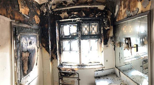 Παρανάλωμα πυρός το διαμέρισμα της Τζόαν Κόλινς στο Λονδίνο - Κινδύνεψε η 85χρονη ηθοποιός