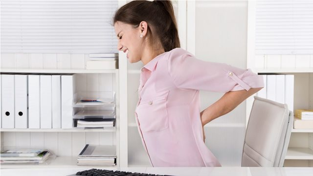 Πόνος στη μέση: Πώς αντιμετωπίζεται αποτελεσματικά