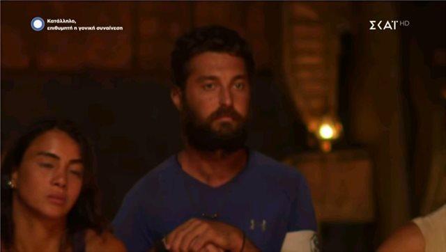 Survivor: Αποχώρησε ο Τόνι «στο παραπέντε» της ένωσης