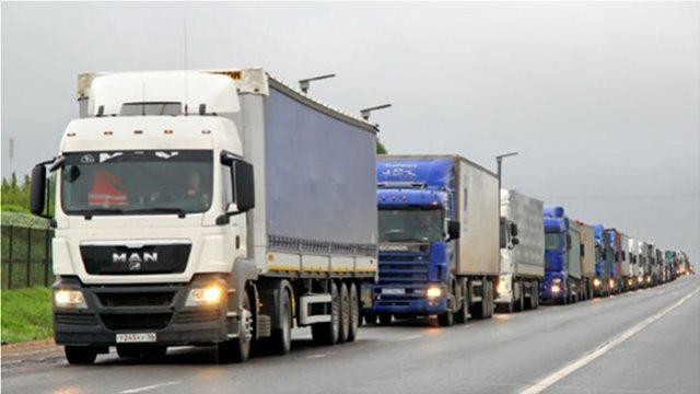 ΕΕ: Μείωση 30% των ρύπων από φορτηγά έως το 2030