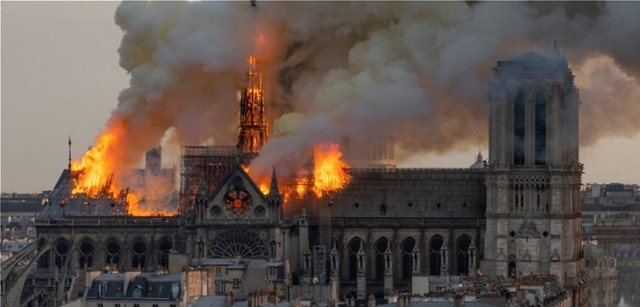 Electrical short-circuit likely the cause of Notre Dame Cathedral fire