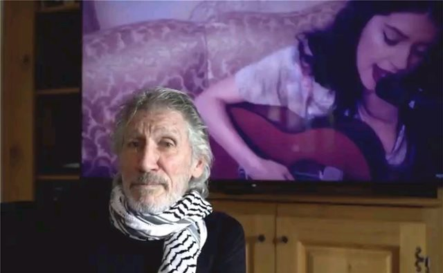 Ρότζερ Γουότερς στην Κατερίνα Ντούσκα: «Μεγάλο λάθος» να πας στο Ισραήλ για την Eurovision
