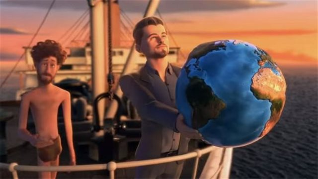 «Earth»: Ed Sheeran, Justin Bieber, Arianna Grande και Di Caprio σε ένα viral animated video για τη Γη