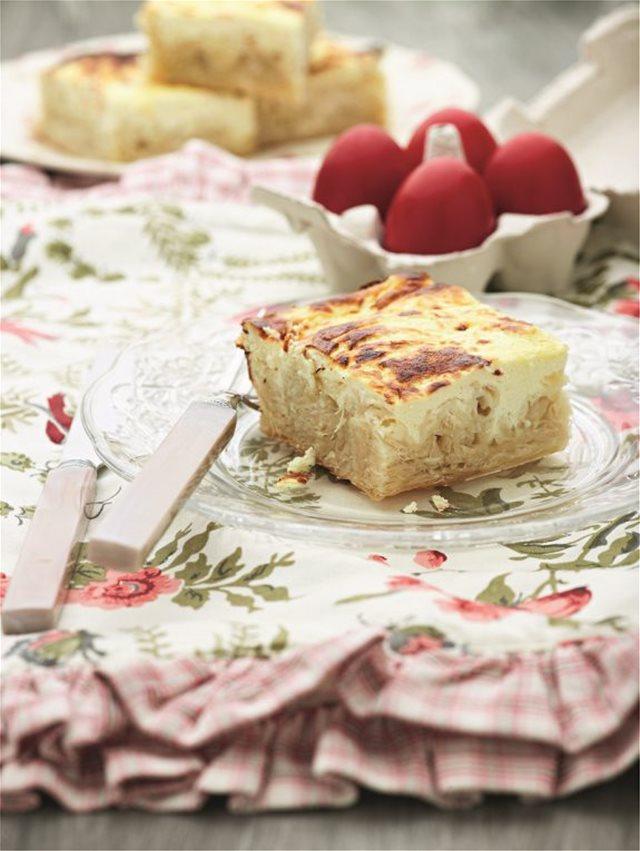 Τα πρώτα πιάτα που θα αναδείξουν το Πασχαλινό τραπέζι