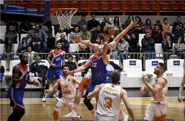 Basket League, Προμηθέας Πατρών-Πανιώνιος 104-67: Άλλη κλάση ο Προμηθέας, «ισοπέδωσε» τον Πανιώνιο!