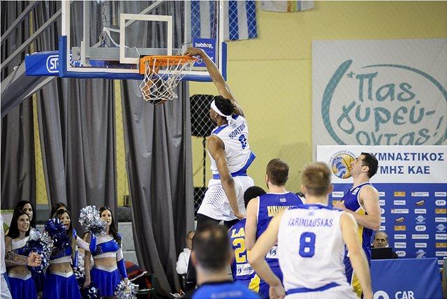 Basket League, Κύμη-Λαύριο 89-88: Nίκησε και περιμένει το θαύμα η Κύμη!