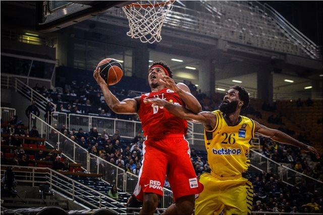 Basket League, ΑΕΚ-Ολυμπιακός 67-76: Άνετος Ολμπιακός «έπνιξε» την ΑΕΚ στο ΟΑΚΑ!