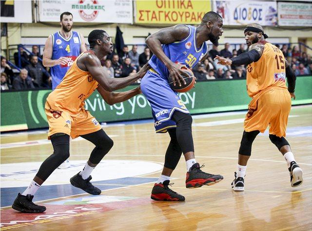 Basket League, Ρέθυμνο-Περιστέρι 83-73: Αγκαλιά με την παραμονή το Ρέθυμνο