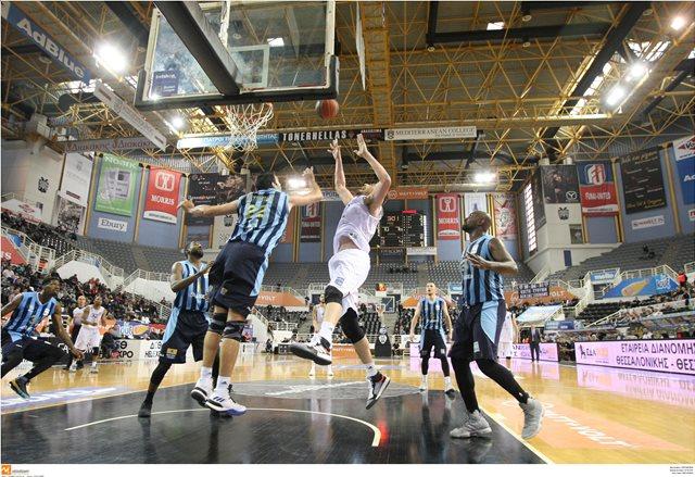 Basket League, ΠΑΟΚ-Κολοσσός 79-83: Έριξε «βόμβα» στην Πυλαία ο Κολοσσός και έμεινε «ζωντανός»