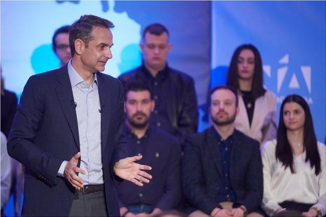 Μητσοτάκης: «Ψέματα, φόροι και Μακεδονία, γι' αυτά θα θυμόμαστε τον Τσίπρα»