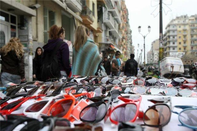 Στα 17 δισ. ευρώ ο τζίρος του παρεμπορίου