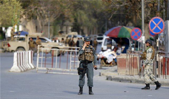 Αφγανιστάν: Επτά νεκροί από την επίθεση στο υπουργείο Επικοινωνιών στην Καμπούλ