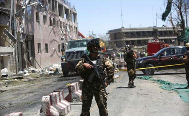 Αφγανιστάν: Ισχυρή έκρηξη και πυροβολισμοί στο κέντρο της Καμπούλ