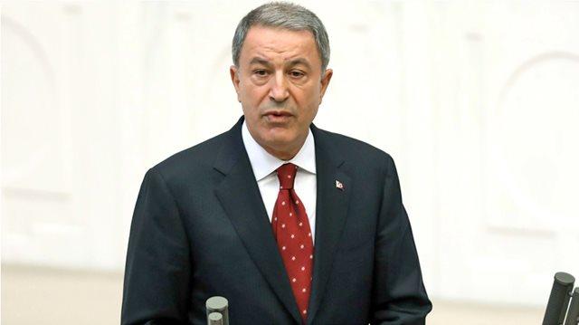 Προκαλεί ξανά ο Ακάρ: Ζητά αποστρατικοποίηση των νησιών του Αιγαίου!
