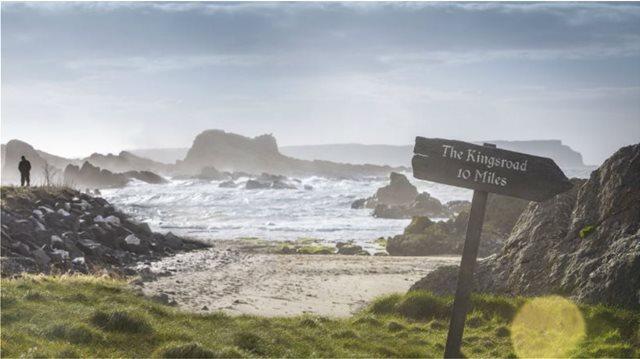 To «Game of Thrones» απογείωσε τον τουρισμό στη Βόρεια Ιρλανδία