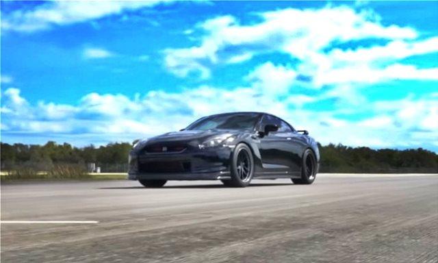 To Nissan GT-R  έχει για