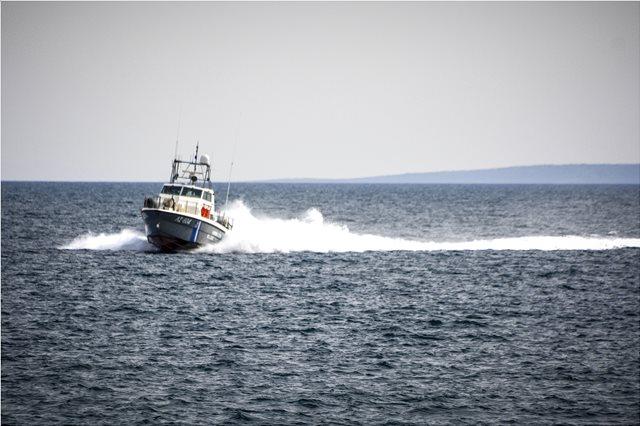 Κέρκυρα: Eισροή υδάτων σε θαλαμηγό - Σώοι οι επιβαίνοντες