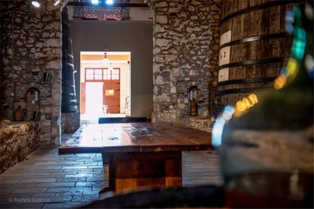 Το Μουσείο Οίνου της Σάμου είναι από τα καλύτερα αξιοθέατα του νησιού