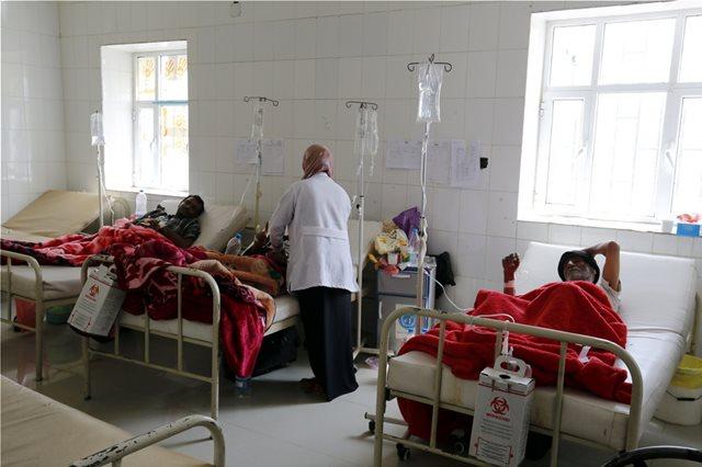 Υεμένη: Η Oxfam προειδοποιεί για τον κίνδυνο αναζωπύρωσης της επιδημίας χολέρας