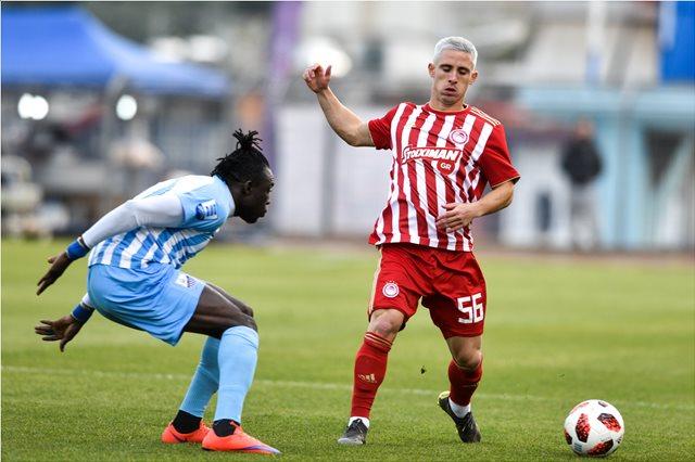 Super League live, Λαμία-Ολυμπιακός 0-1 (Α' ημίχρονο)