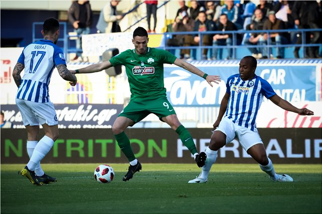 Super League, Ατρόμητος-Παναθηναϊκός 0-0 (Α' ημίχρονο)