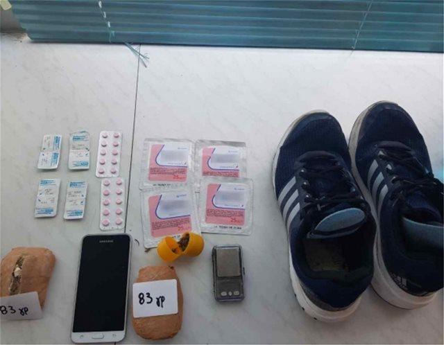 Με εντολή φυλακισμένου «βαρόνου» μετέφεραν ναρκωτικά στην Κρήτη