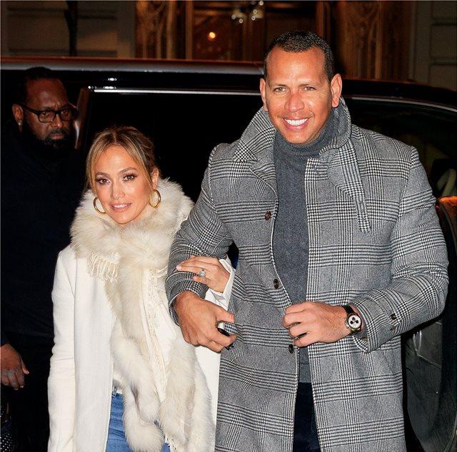 Τα μηνύματα που έστελνε η Jennifer Lopez στον Alex Rodriguez για να της κάνει πρόταση γάμου