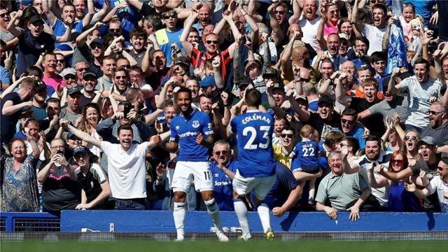 Premier League, Έβερτον-Μάντσεστερ Γιουνάιτεντ 4-0: Την έστειλε αδιάβαστη!
